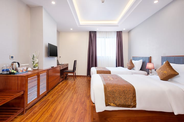 Private 2 beds for 02 paxs - Da Nang, Vietnam