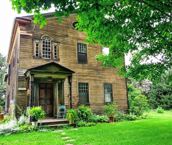 1805 House with an Orchard