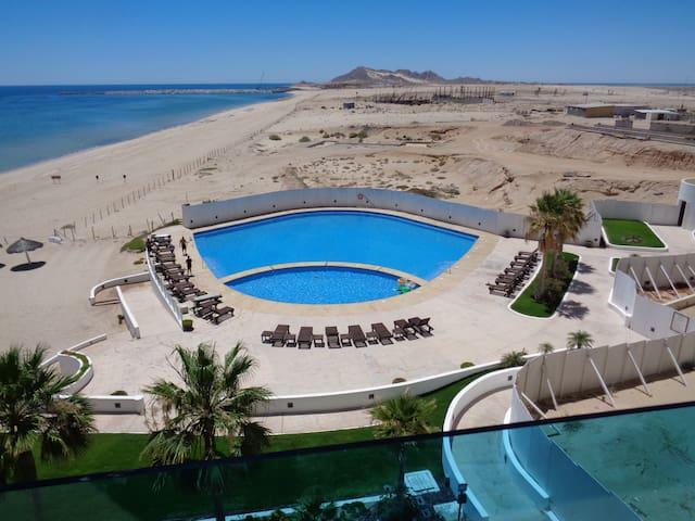 Esmeralda Luxury Beach Resort, very private condo. - Puerto Peñasco - Departamento