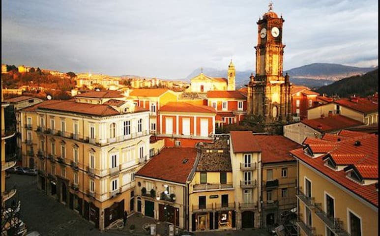 Avellino-Benevento-Salerno-Napoli: sosta