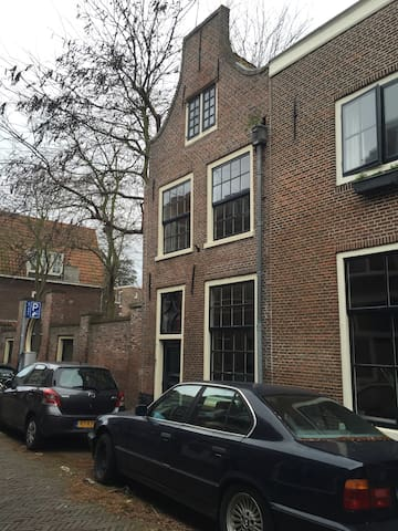 Monumental city center house - Haarlem - Maison