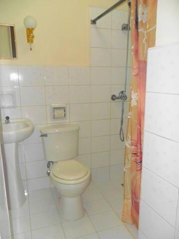 Baño, habitación 1