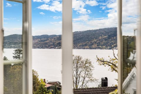 Beautiful located house in the old part of Drøbak