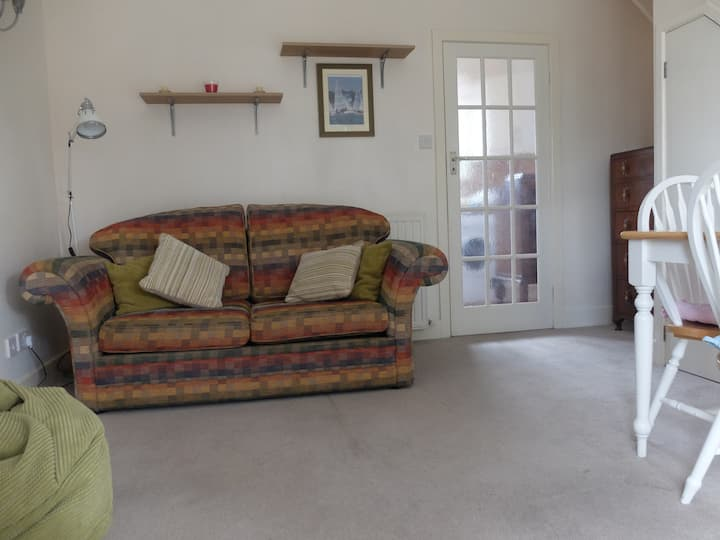 Duplex accommodation, ideal for couples/families