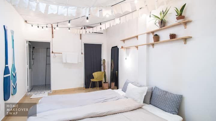 KOKORO HOME ROOM 1  FOR 2-3 Guests  04 Đặng Tất st