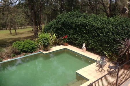 Cambewarra, 2 self-care rural retreats - Cambewarra - Bed & Breakfast