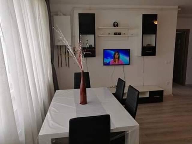Apartament in bloc nou 2camere