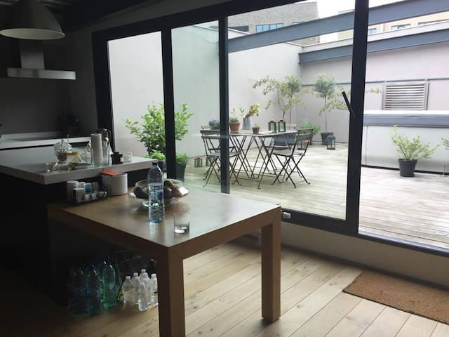 UCCLE/ LOFT - BED AND BREAKFAST - Uccle - Bed & Breakfast