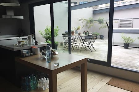 UCCLE/ LOFT - BED AND BREAKFAST - Uccle
