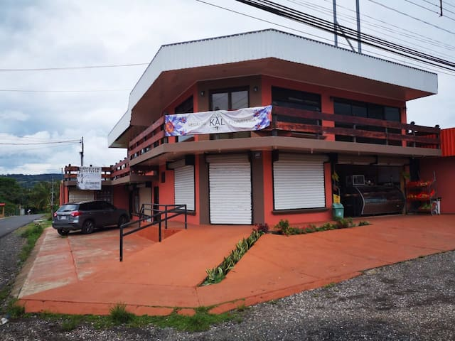 Apartamento Loft Bijagua ( Río celeste)