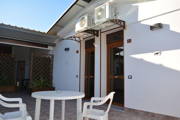 Bilocale sud Sardegna - Vallermosa - Apartment