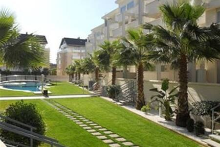Apartamento urbanización Elegance, Denia.