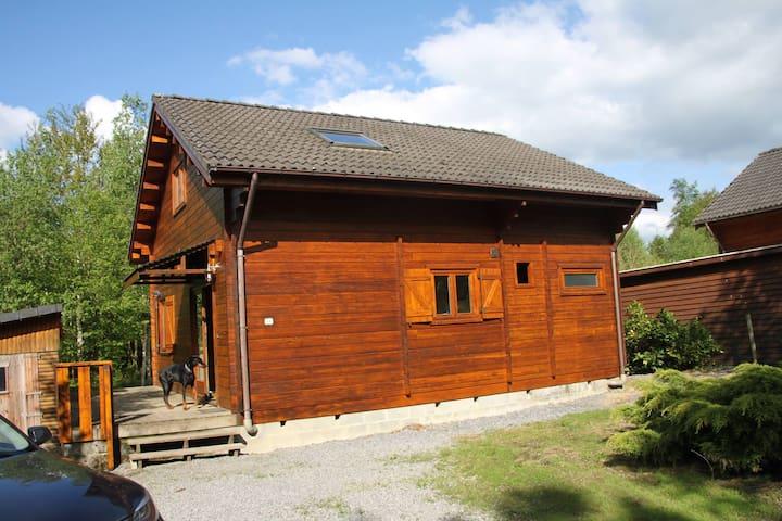 Chalet à l'aise - Érezée - Alpstuga