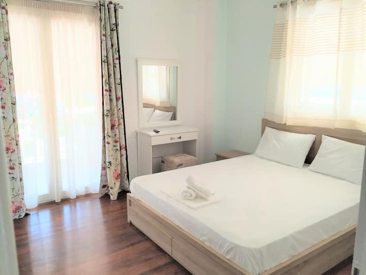 Ένα άνετο διαμέρισμα για ξέγνοιαστες διακοπές