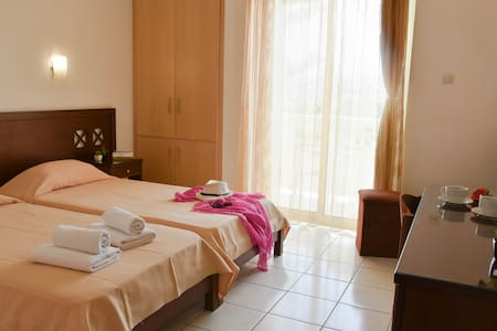 Standart Double Room in Hermes Hotel - คิสซามอส