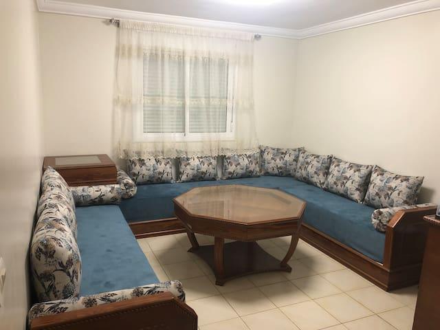 Appartement confortable à 5 minutes de Sebta. WIFI