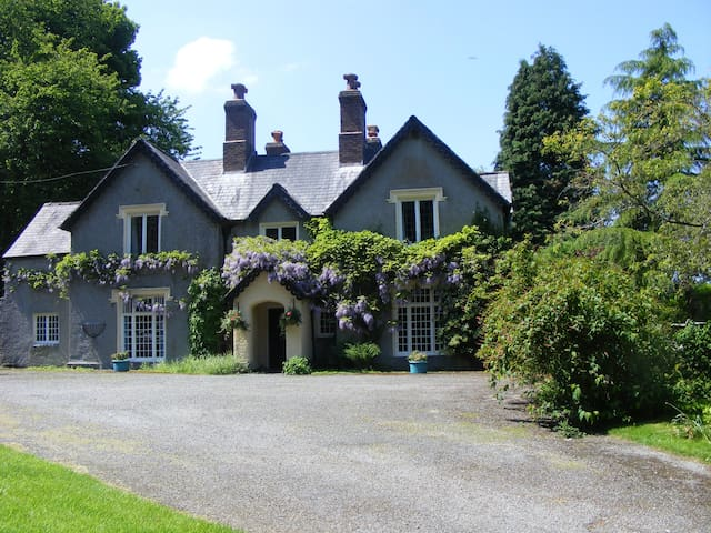 4* Grade II listed Georgian Country House