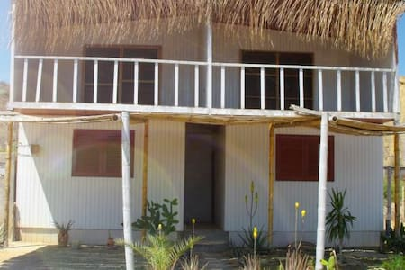 Casa en Punta Sal - Mamaachik - Bungalow