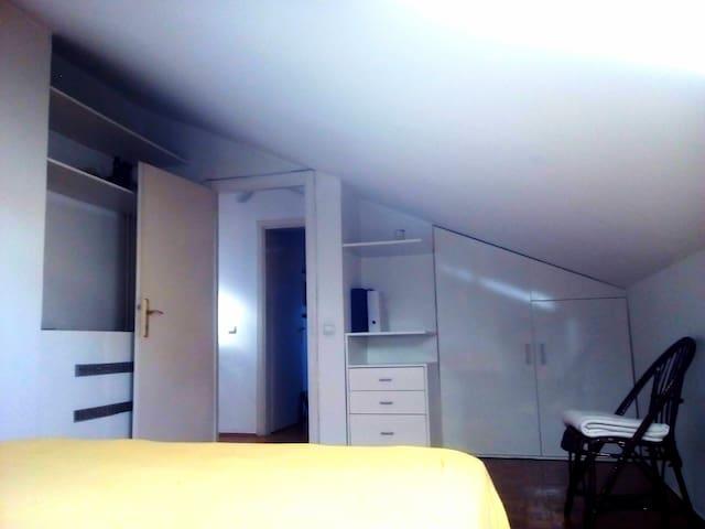 Belgrade loft