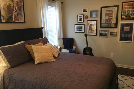 East Nashville Private Master Bedroom - Nashville