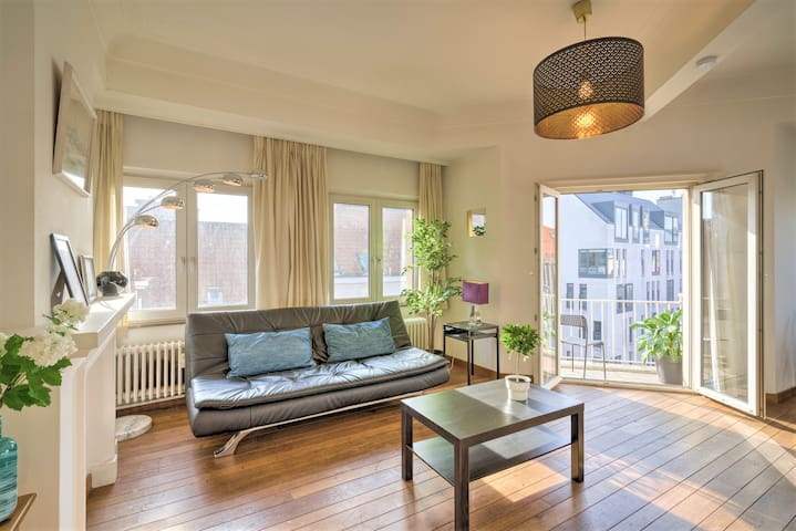 Penth-house Apartment in the Centre of Antwerp