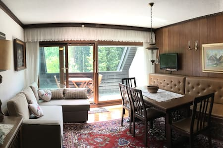 Luxuriously furnished apartment in Kranjska gora