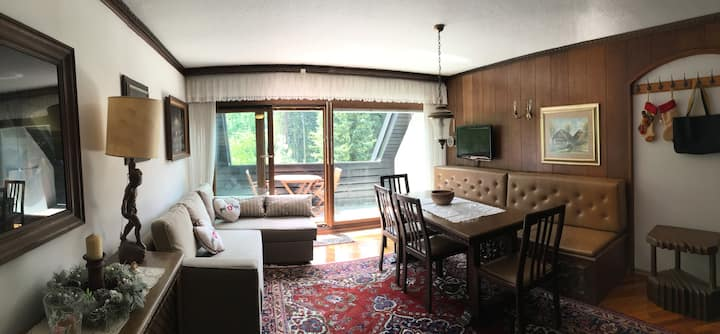 Luxuriously furnished apartment in Kranjska gora