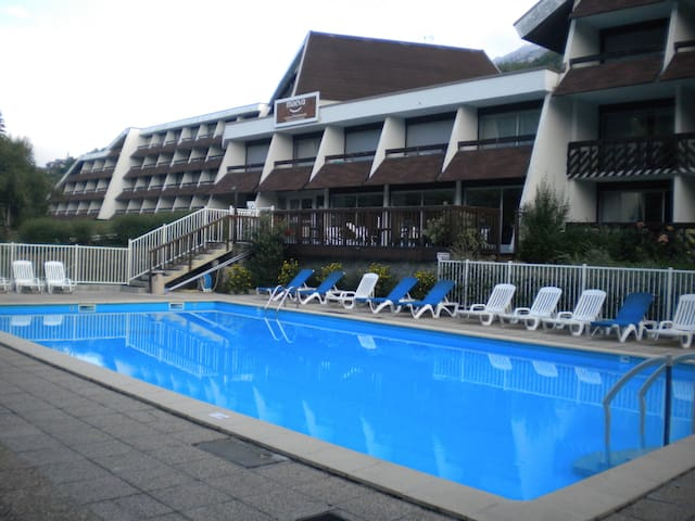 Appartement 4 personnes, piscine privée