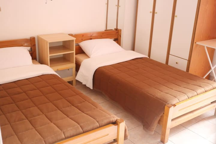 Private room in Messolonghi near city center/2A