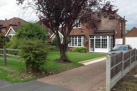 Nettleham House