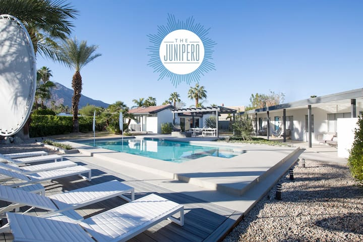 The Junipero - Bungalow 3 - Palm Springs - Apartment