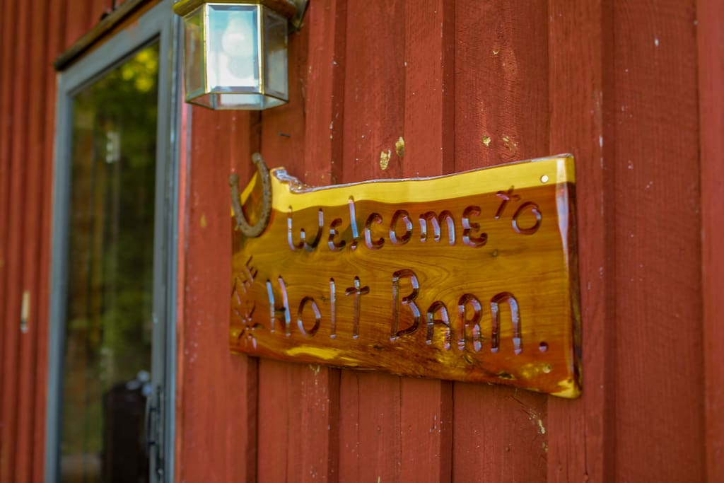 Welcome to the Red Barn!