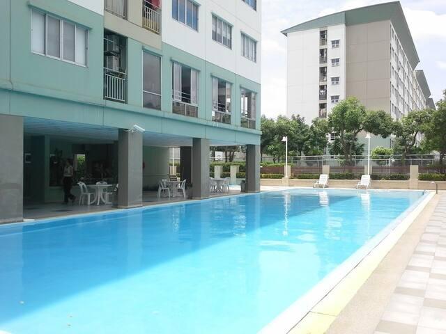 Romantic nest for 2 (or 3) on Bangkok waterway - Bangkok - Appartamento
