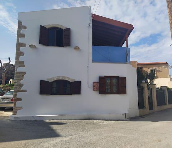 Moudi's House