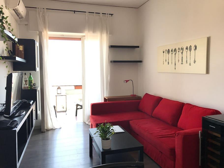 Salone (divano letto)