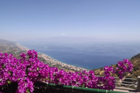 Casa Vacanza Baia Taormina - Forza d'Agrò