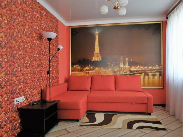 Уютный комфортный дом для отдыха. - Krasnodar - House