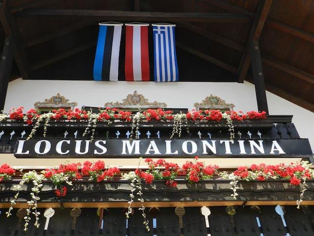 Locus Malontina Hotel - Fischertratten - Gästhus