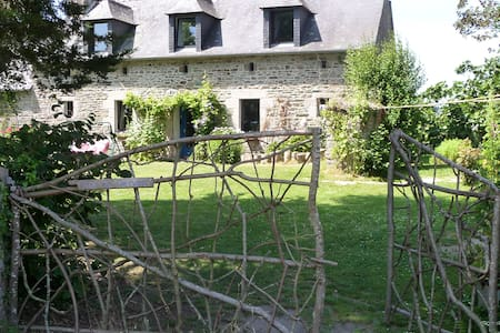 B&B suite 53 m2, Brittany sea and countryside