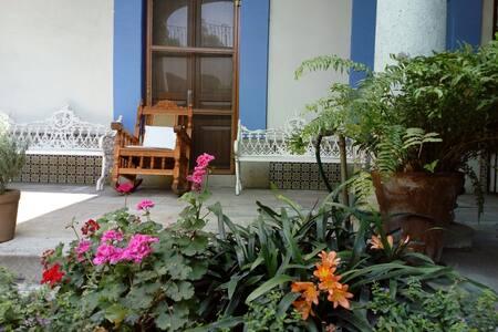 SUMMER SALE- Colonial House-Santo Domingo Church