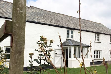 Port Farm Holiday Cottage  - Bideford