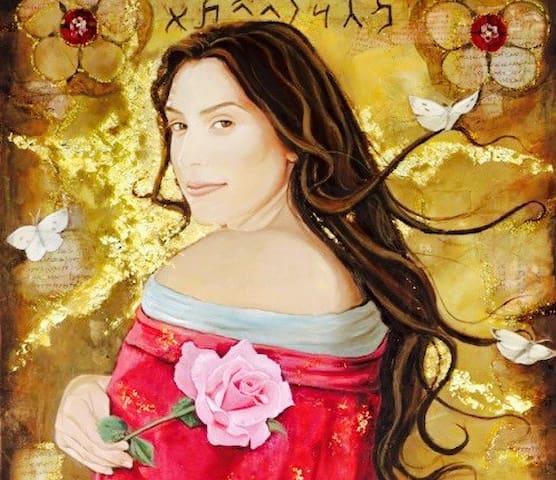 Fairytale B&B - the Magdalene Room