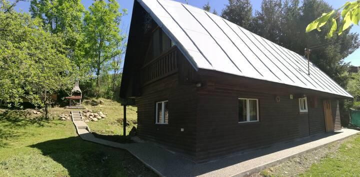 Nízke Tatry, Mýto pod Ďumbierom, Chata Alicka