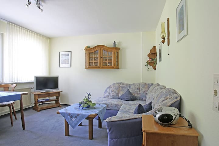 2-pers. appartment just 200 meters from golfcourse