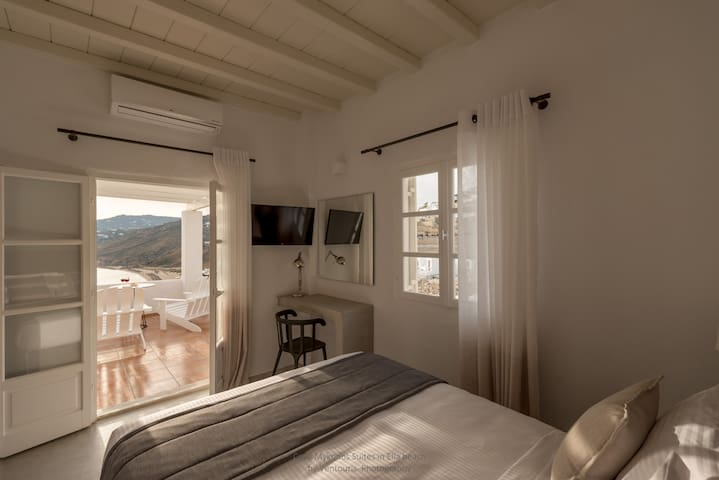 COVA MYKONOS - EXECUTIVE SUITE - Elia - Appartement