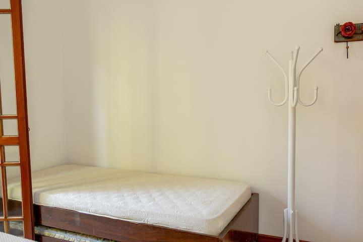 bi cama  da suite terrea