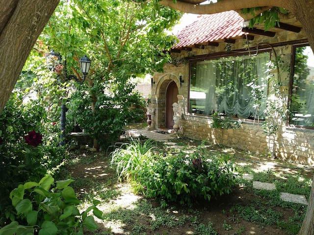 Stunning Velesiotis Villa