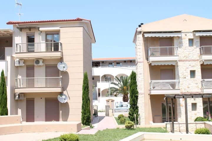 Hrisolitos Hanioti - Chaniotis - Apartmen