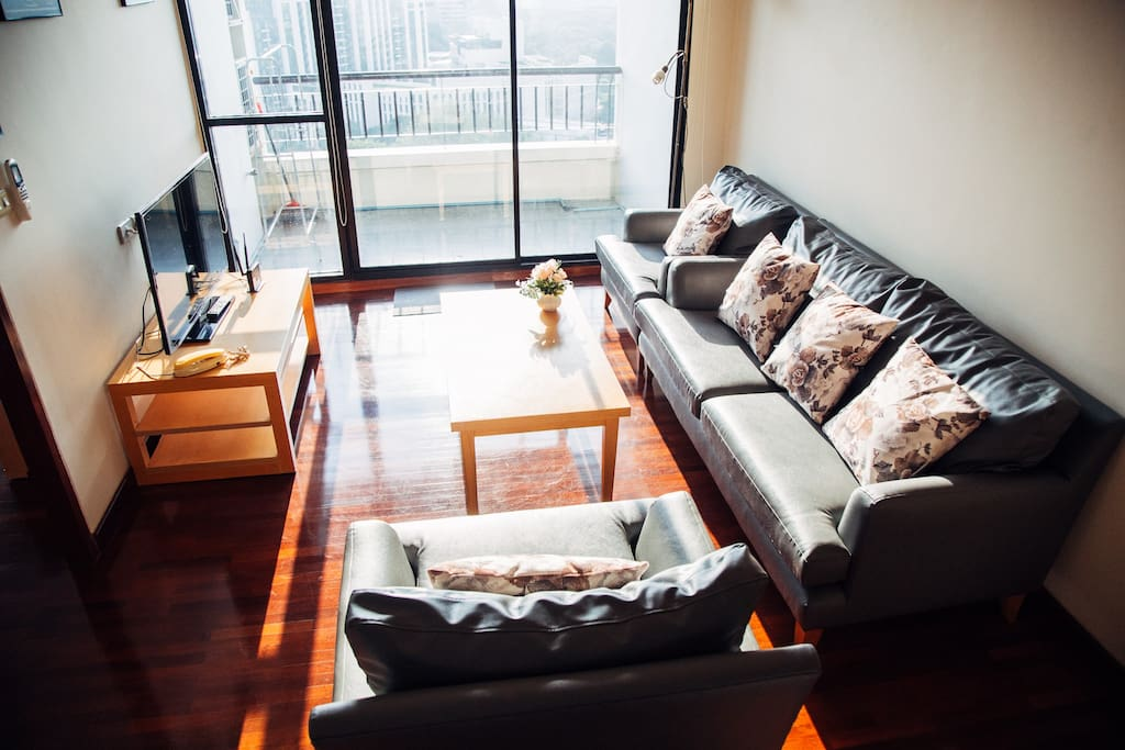 3-bedroom unit especially right next to Platinum Fashion Mall, managed by HIPAK