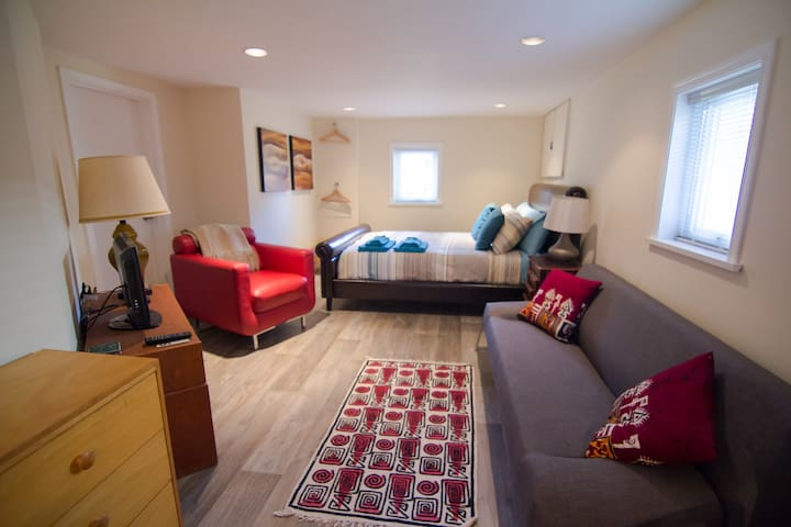 Bright Studio Suite - Family Friendly! - Victoria - Ev